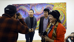OTGO retrospective – MONGOLIAN NATIONAL ART GALLERY works from 1998 to 2018