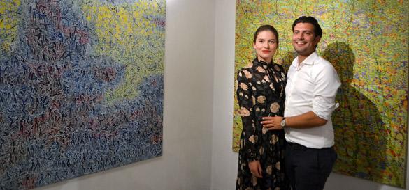 «ZURAG» – Solo Exhibition with OTGO cova art gallery NETHERLANDS